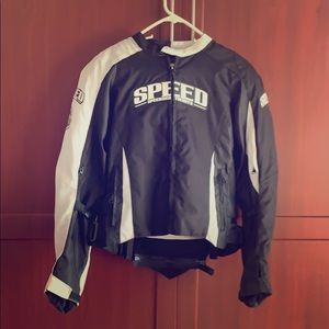 Women's Motorcycle Jacket by Speed & Strength (M)